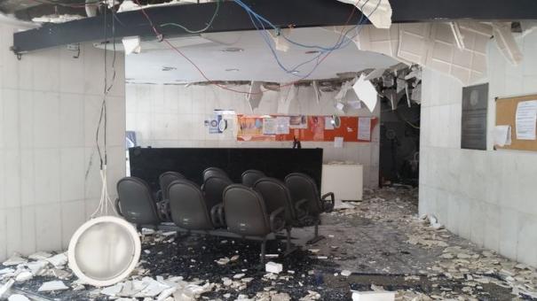 Criminosos explodem um caixa eletrônico a cada três meses em Guarulhos