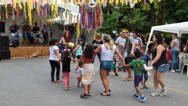 CarnaLago traz animação para toda a família no Complexo de Vila Galvão