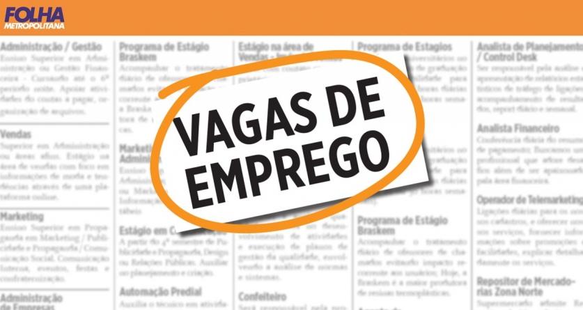 Via Rápida oferece mil vagas para qualificação profissional