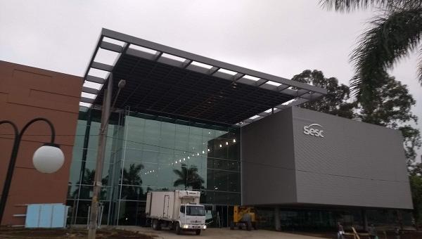 Sesc Guarulhos será inaugurado em maio