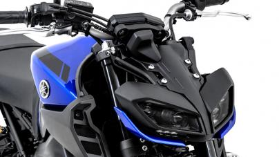 Nova Yamaha MT-09 incrível para quem vê, monstra para quem pilota