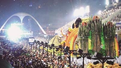 MP pede interdição do Sambódromo do Rio