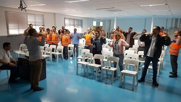 Prefeitura faz palestra sobre perigos do trânsito em empresa de Guarulhos
