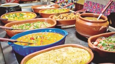 Gastronomia da cidade une diversidade e excelência