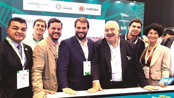 Fórum Nacional Inova Cidades promove reunião no Smart City Expo Curitiba