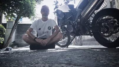 Guarulhense percorre mais de 23 mil quilômetros de moto em aventura até o Alasca
