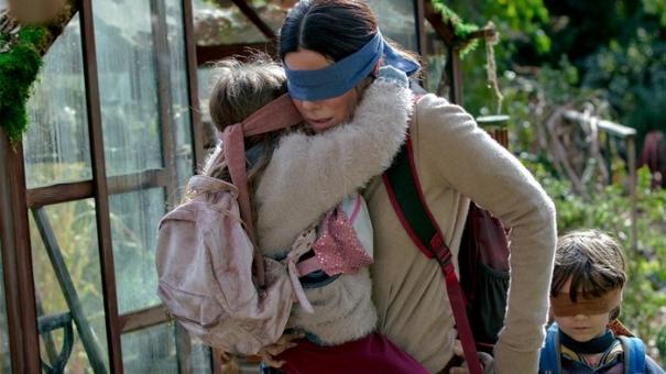 Livro que inspirou 'Bird Box', da Netflix, terá continuação em 2019