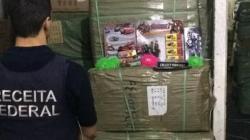 Receita apreende cerca de R$ 10 milhões em brinquedos piratas no centro de SP