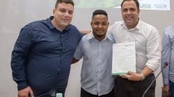 Lucas Felipe substitui Franklin Lino no comando do NJE, da ACE-Guarulhos