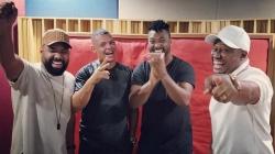 Reinaldo e grupo Vou Pro Sereno se apresentam no Carioca Club