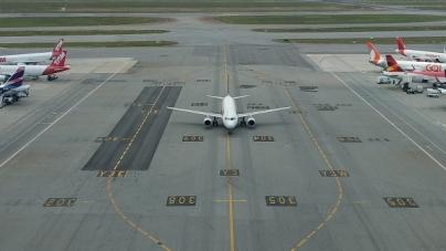 Aeroporto de Guarulhos registra aumento de 60% nos voos nos últimos 10 anos