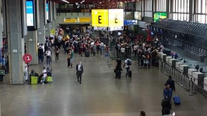 Aeroporto de Guarulhos é o primeiro em satisfação dos passageiros