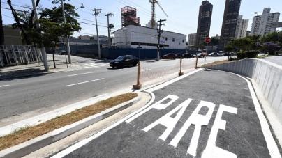 Avenida Paulo Faccini ganha novo retorno neste sábado