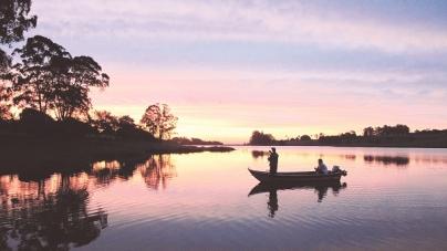 Brotas: saiba onde acompanhar o pôr do sol para fechar o dia de ecoturismo