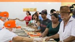 Unidades do Bom Prato oferecem almoço especial de Páscoa