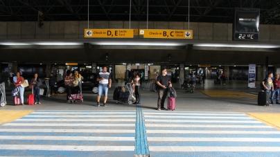 Doria promete entregar monotrilho que liga a estação de trem ao aeroporto até 2020