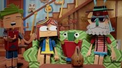 TV Cultura estreia série infantil feita inteiramente de papel