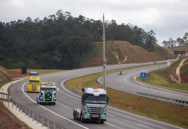 Fiscalização nos trechos Sul e Leste do Rodoanel encontra problemas e concessionária é notificada de multa