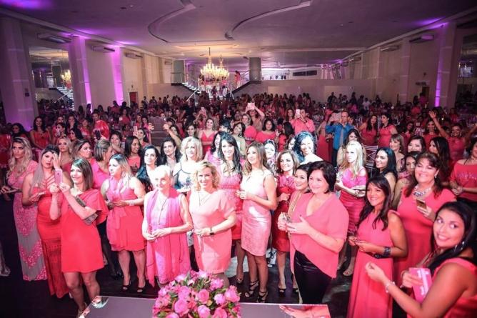 Festa Noite Pink acontece nesta sexta para homenagear as mulheres guarulhenses