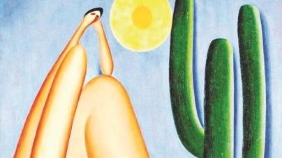 Masp espera 250 mil visitas até o fim da exposição de Tarsila do Amaral