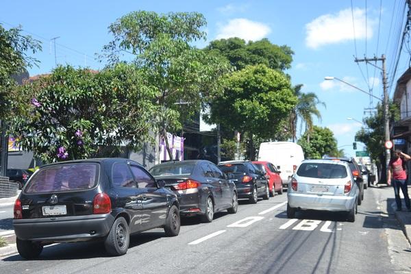 Guarulhos tem o 2º pior trânsito entre as 10 maiores cidades do estado
