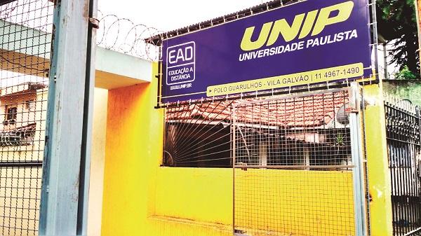 Unip abre vestibular para turmas de abril para cursos EAD