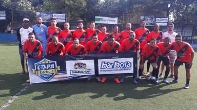 Copa Barbosa de Futebol define semifinalistas da série Prata