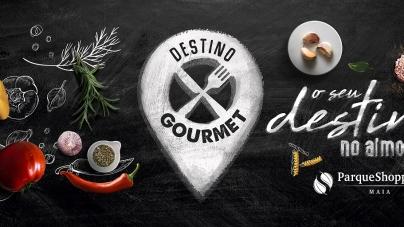 """Parque Shopping Maia promove """"Destino Gourmet"""" e oferece transporte gratuito durante horário de almoço"""