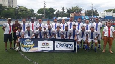 Nos pênaltis, Cruz Azul e Vem Ki Tem avançam à final da Copa Barbosa de Futebol