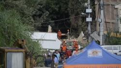 Prefeitura do Rio inicia demolição de prédios na Muzema