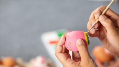 Internacional Shopping realiza oficina infantil para comemoração da Páscoa