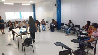Jovens do Ponte Alta iniciam oficinas profissionalizantes do Acessuas Trabalho