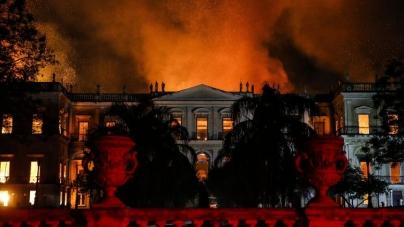 Incêndio no Museu Nacional começou em ar-condicionado do auditório
