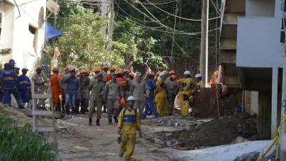 Sobe para 11 o número de mortos na tragédia em Muzema no Rio