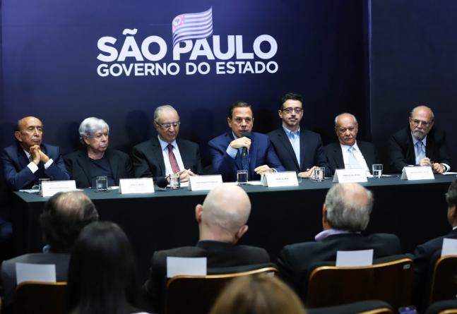 Governo de SP anuncia mudanças na gestão da TV Cultura