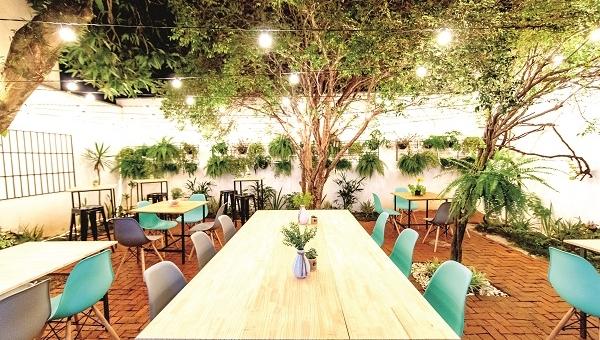 Spazap Caffè Bistrô oferece refeições em ambiente familiar