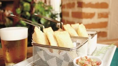 Festival de comida de boteco de Brotas começa na semana que vem