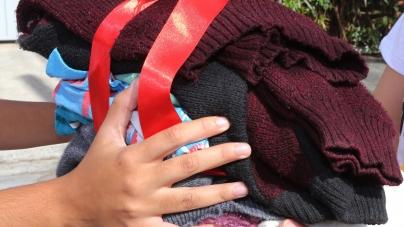 Instituto CCR e CCR NovaDutra iniciam a Campanha do Agasalho 2019