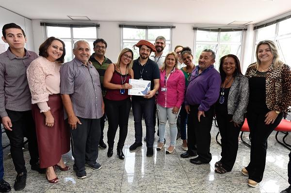 Prefeitura recebe membros do Conselho Municipal da Comunidade Nordestina
