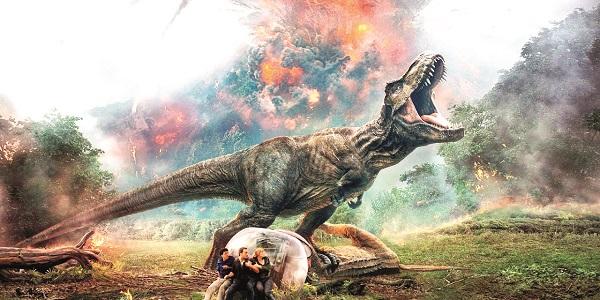 Cidade Soberana recebe sessão gratuita de 'Jurassic World – Reino Ameaçado'