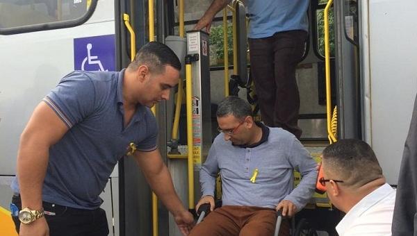 Comitiva de Tatuí acompanha formação inclusiva para motoristas de ônibus de Guarulhos