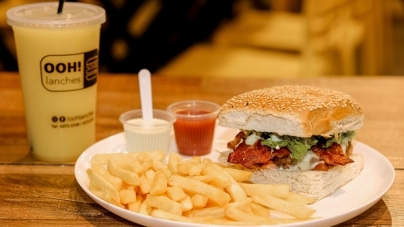 Ooh Lanches comemora Dia do Hambúrguer com duas novas receitas especiais