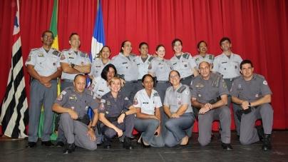 Policiais Militares do 15º BPM são homenageados em solenidade de valorização do profissional