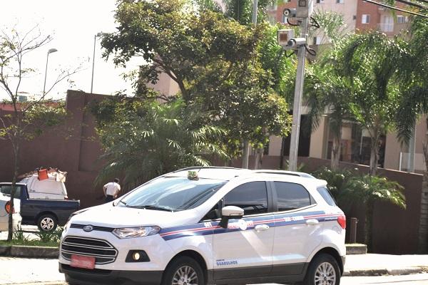 Mais de 201 mil multas foram aplicadas por radares na cidade no ano passado
