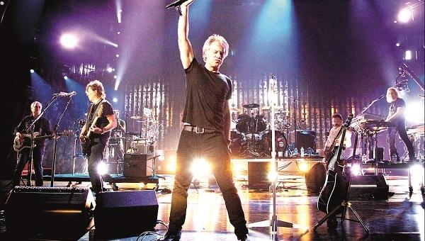 Bon Jovi viaja pelo Brasil com a sua turnê 'This House is not for sale'