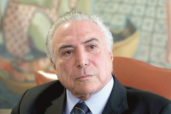 Ex-presidente Michel Temer deixa a prisão em SP