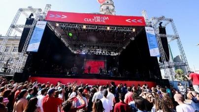 Virada Cultural agita o final de semana em São Paulo com shows, teatro e cinema