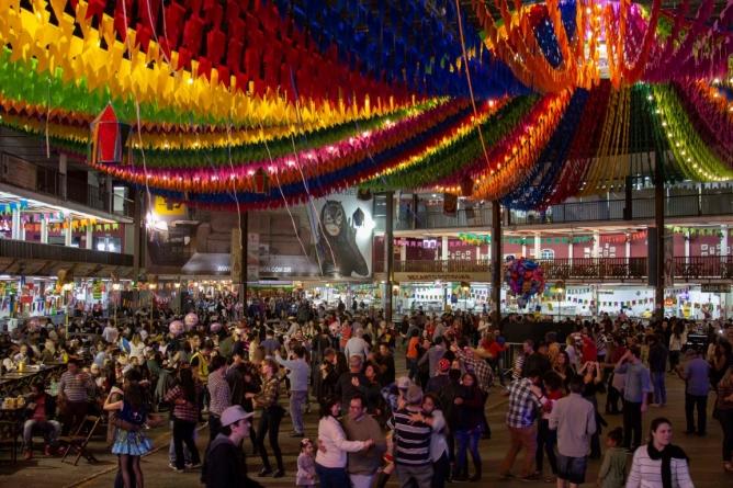 São João de Nóis Tudim acontece todos os finais de semana de junho no Centro de Tradições Nordestinas