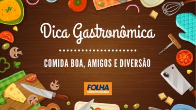 Dica Gastronômica da Folha