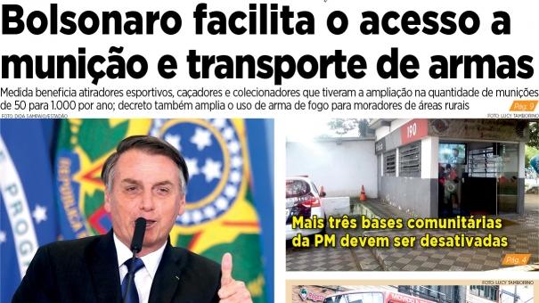 Folha Metropolitana ed 464 – 08/05/2019